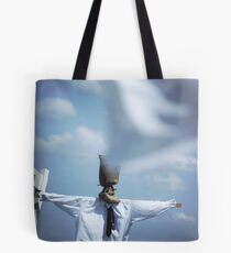 Fool on the hill Tote Bag