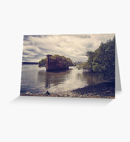 Light in the Storm Greeting Card