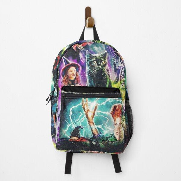 Sanderson Sisters Hocus Pocus Halloween Gift Backpack