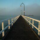 Lagoon Pier II by Timo Balk