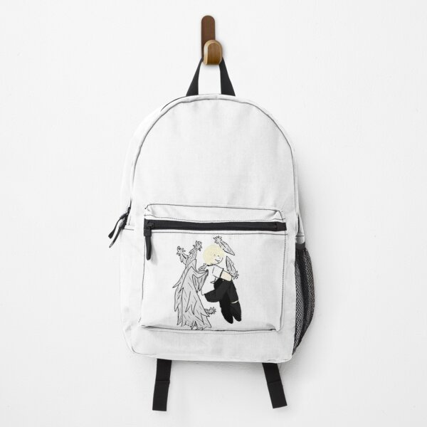 Zero's feathers by withheart bnha villain oc Backpack