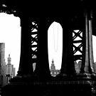 Under the Manhattan by JodieT