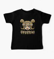 Kawaii Face -Gold Kids Clothes