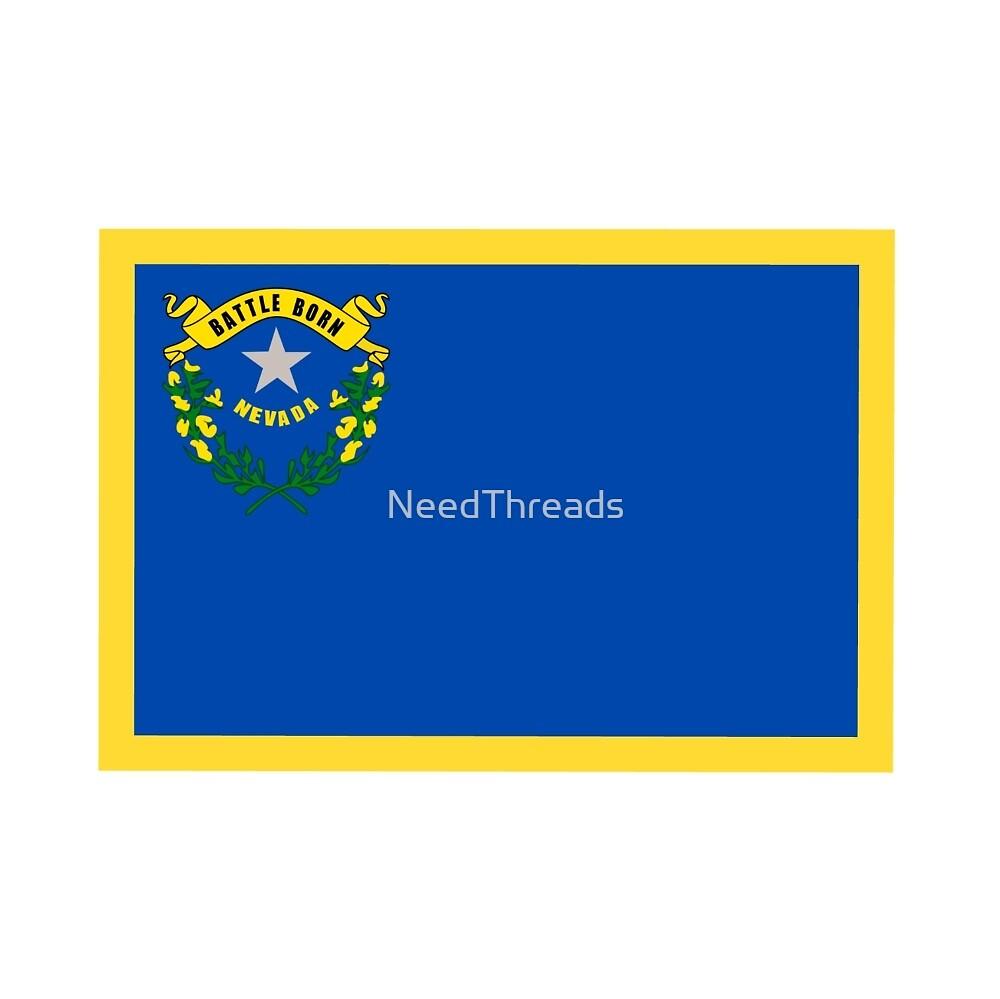 Nevada Flag by NeedThreads