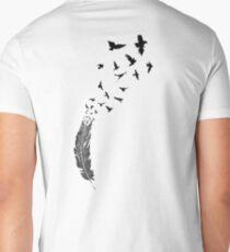 Be Free Men's V-Neck T-Shirt