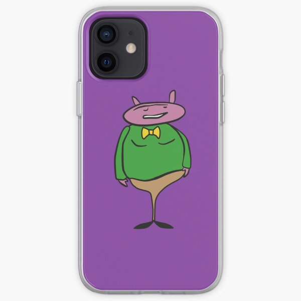 Wine Glass Man iPhone Soft Case