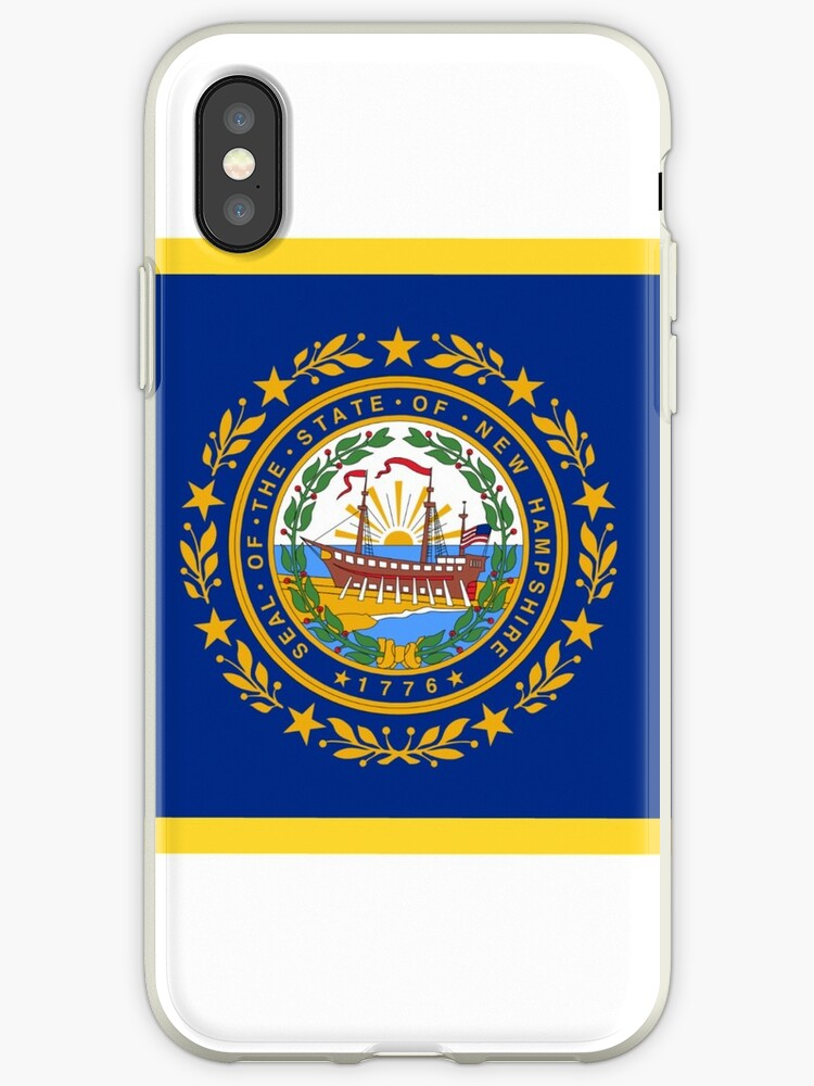 New Hampshire Flag by NeedThreads