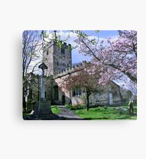 St Mary the Virgin Metal Print