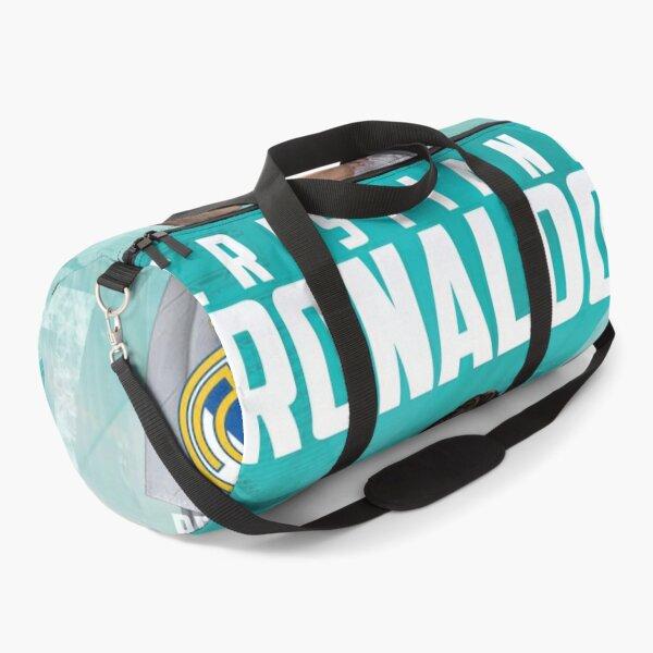 Cristiano Ronaldo - Real Madrid 2017-18 Duffle Bag