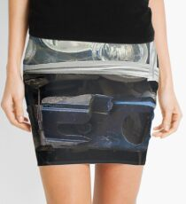 Fracassato Mini Skirt