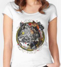 Master & Margarita Women's Fitted Scoop T-Shirt