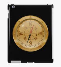 Golden Compass - Steampunk iPad Case/Skin