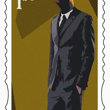 Business  by penguinbackflip