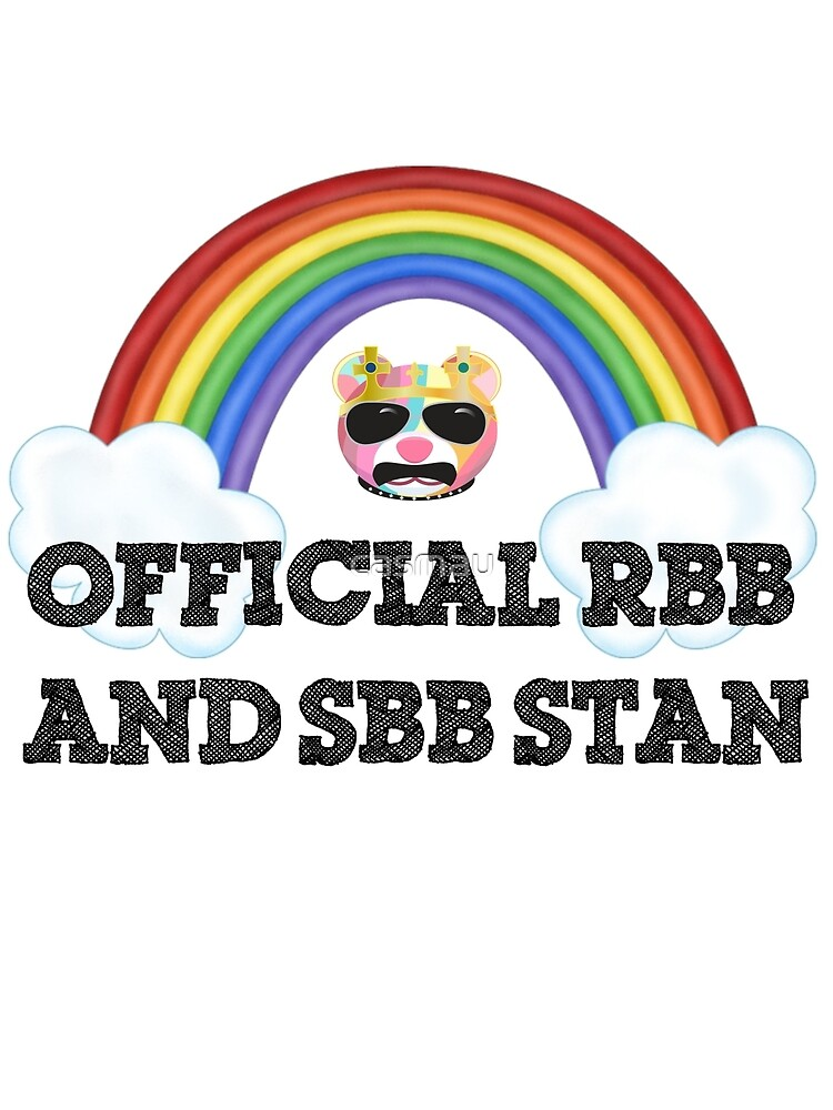 OFFICIAL RBB AND SBB STAN by casmau