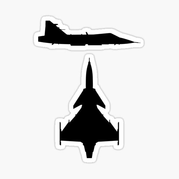 SAAB 39C Gripen Sticker