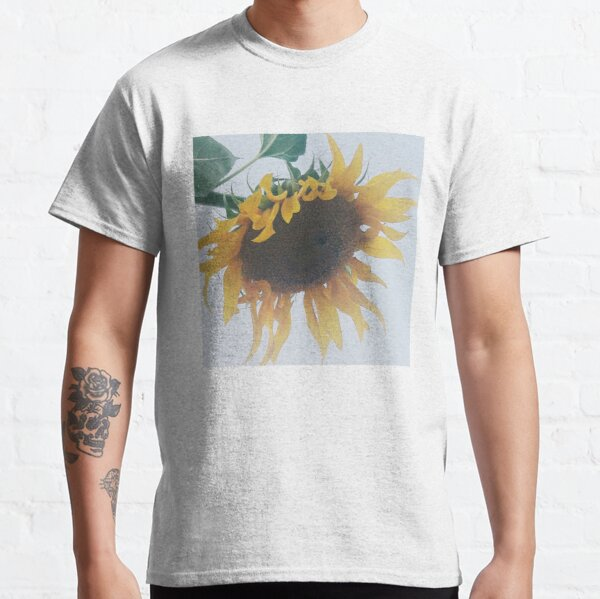 Sunflower Aesthetic T Shirts Redbubble