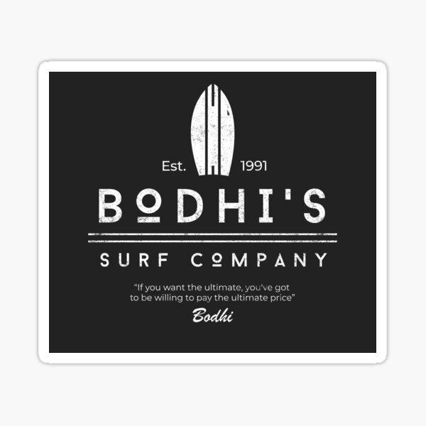 Bodhi's Surf Company Sticker