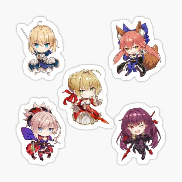 Fate - Sticker Pack Sticker