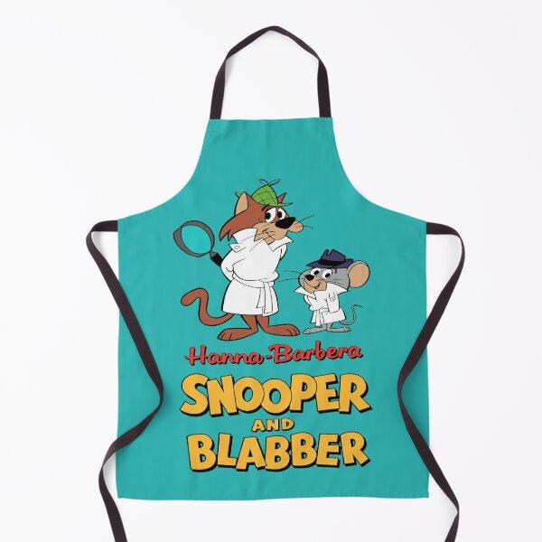 Super Snooper & Blabber Mouse Apron