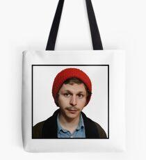 Michael Cera Tote Bag