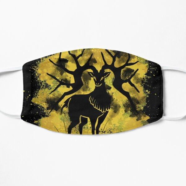 Golden Deer Splatter Mask