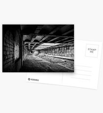 Tunnel Postcards