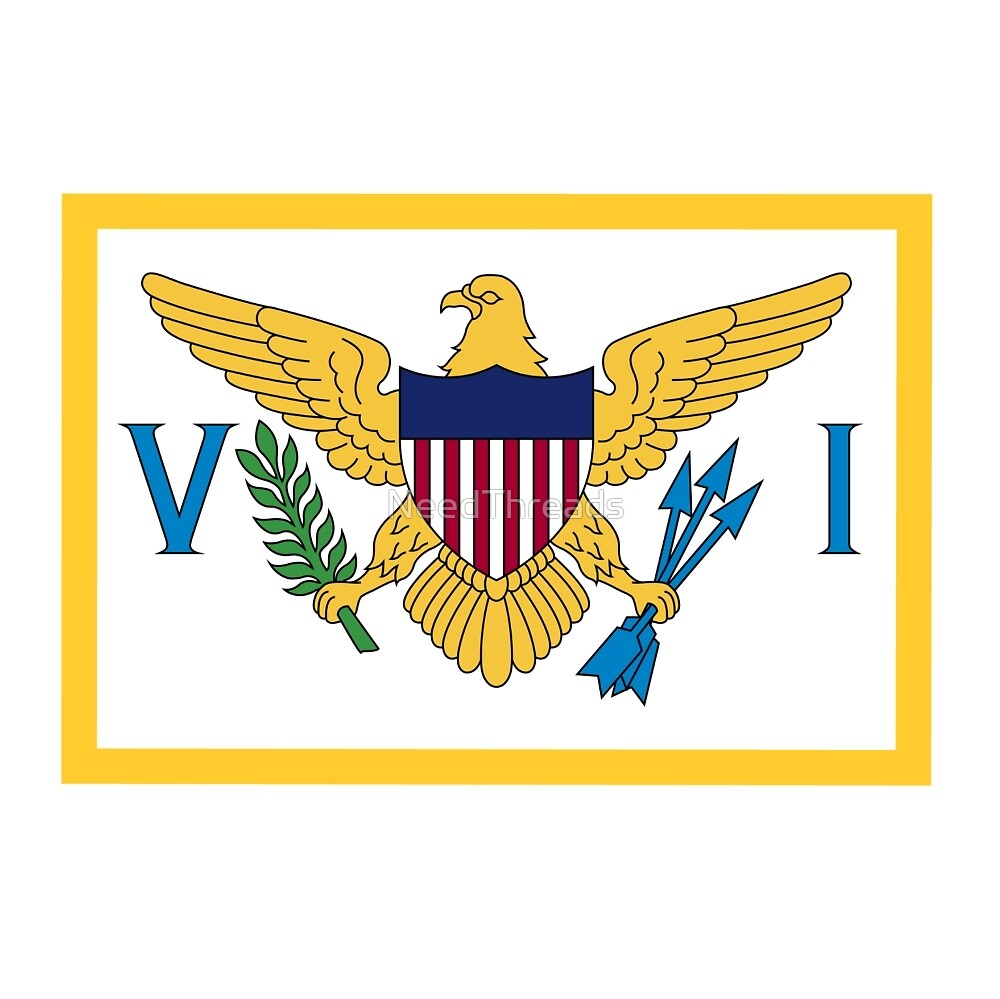 United States Virgin Islands by NeedThreads