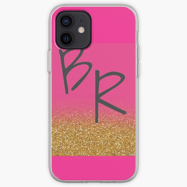 Brent Rivera initials iPhone Soft Case