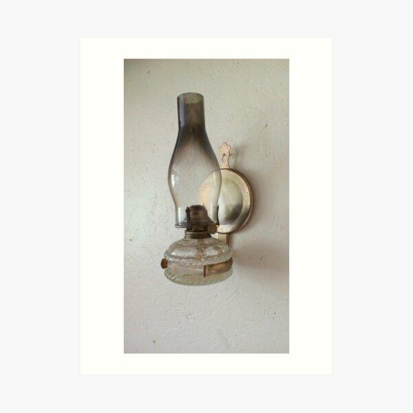 Ye old oil  amp Art Print