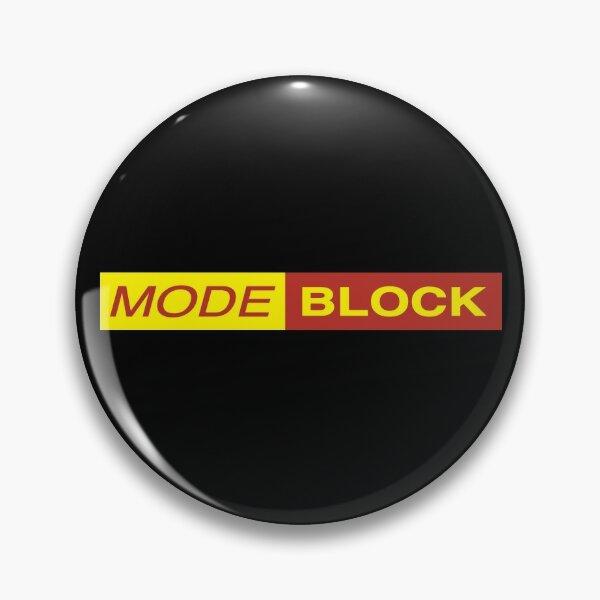 Mode Block Radio Pin