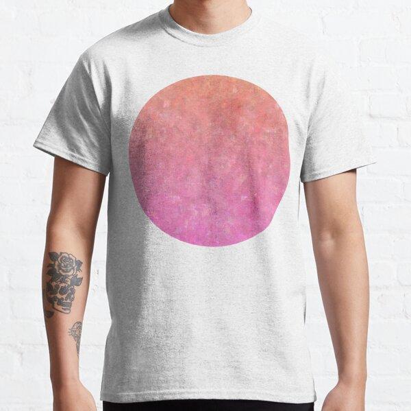Dusky Strokes Abstract Art Classic T-Shirt