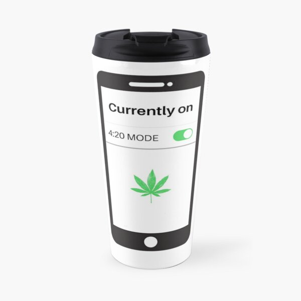 4twenty Mode by CannaDoula Travel Mug
