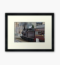 STEAMFEST  APRIL 2014 Framed Print