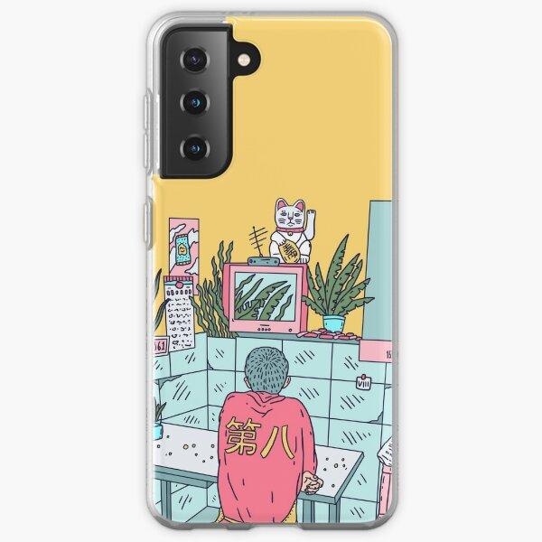 Neon Asia Samsung Galaxy Soft Case