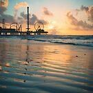 Galveston Sunrise by RayDevlin