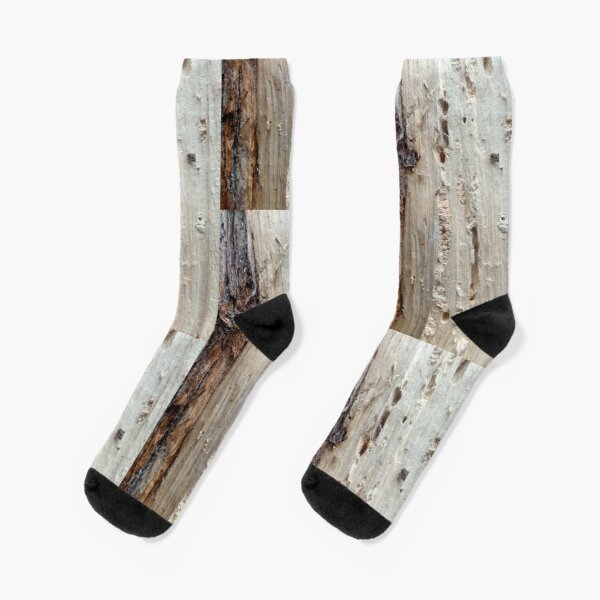 log upclose 2 Socks