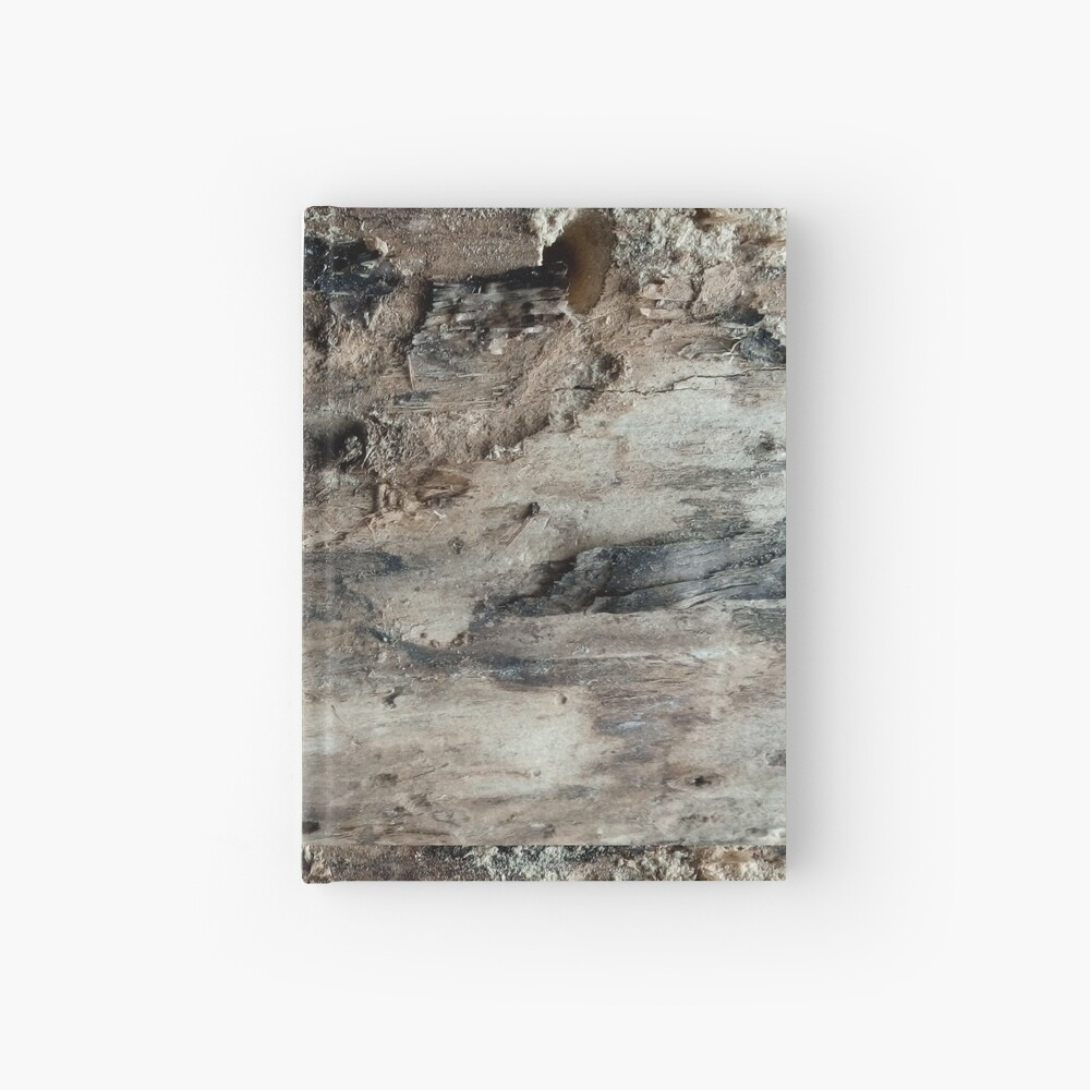 log upclose 3 Hardcover Journal