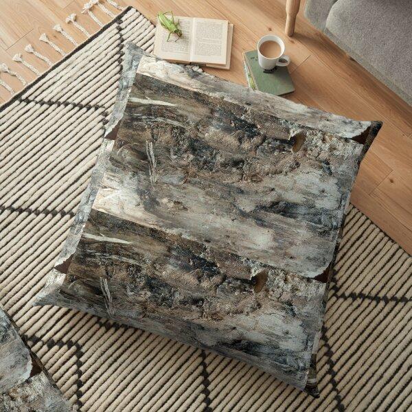 log upclose 3 Floor Pillow