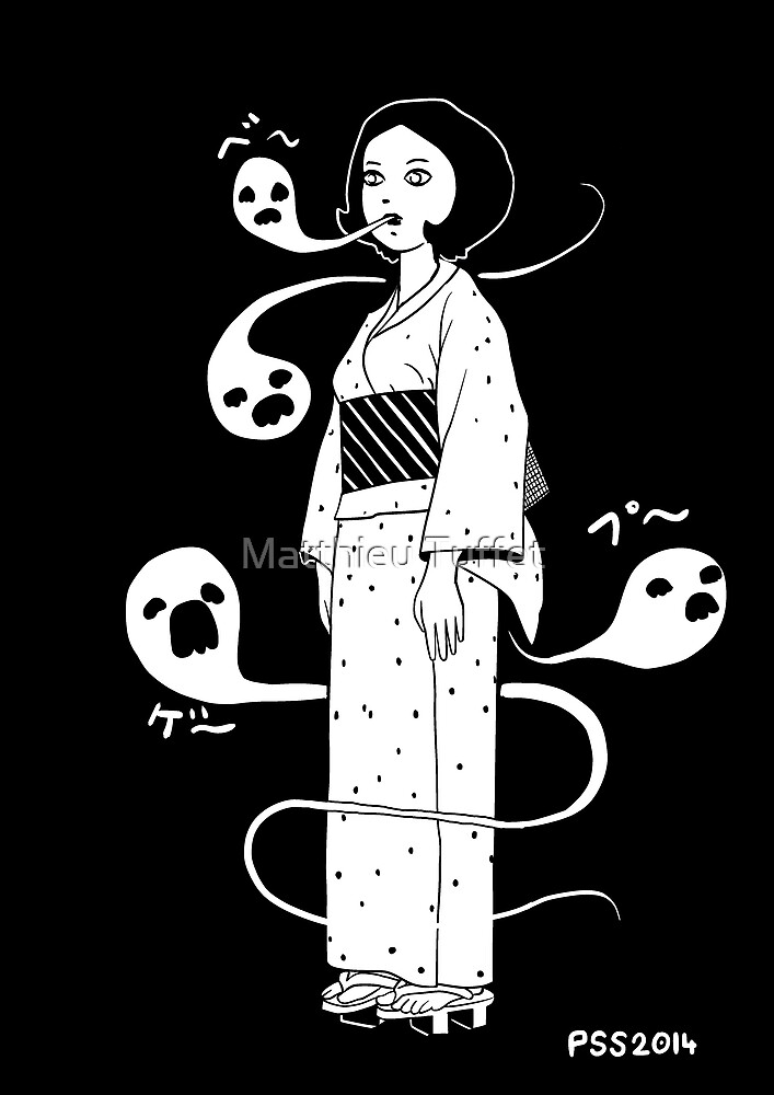 obake by parisiansamurai