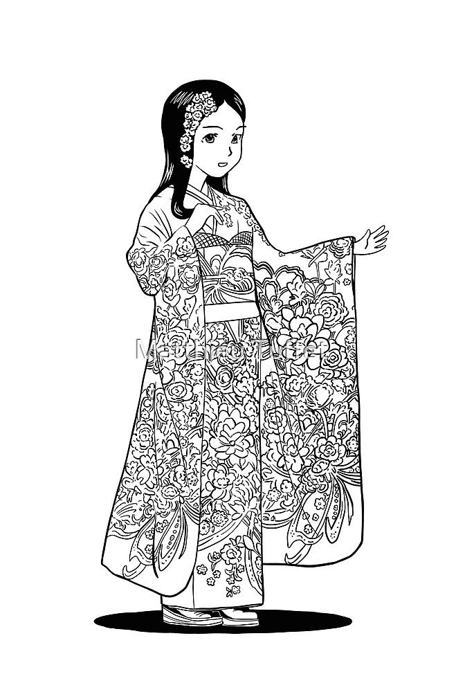flowery by parisiansamurai