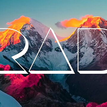 RAD MOUNTAINS by semiradical