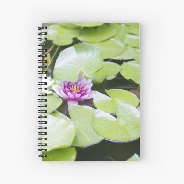 nenuphar 1 Spiral Notebook