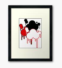Grunge  Framed Print