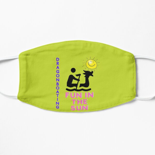 Dragon Boating-Fun in the sun Mask