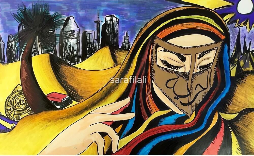 Urban Desertion by sarafilali