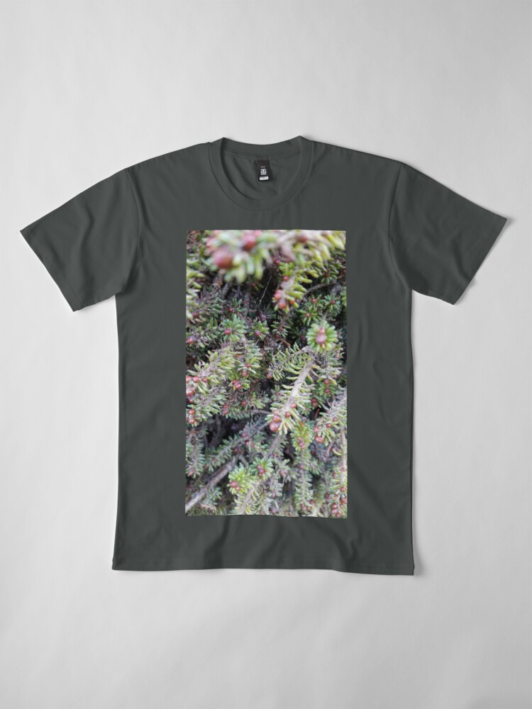 Alternate view of evergreen ever so close Premium T-Shirt