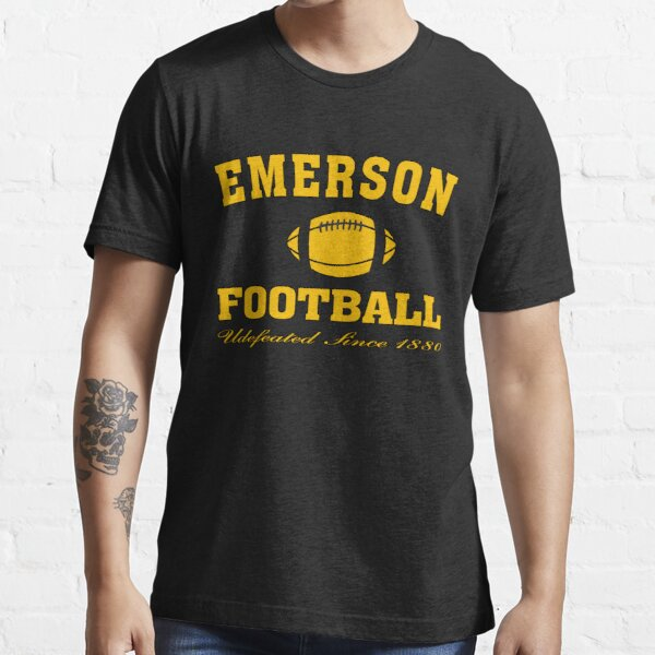 EMERSON FOOTBALL undefeated college football Essential T-Shirt