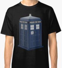 Tardis Doctor Who Classic T-Shirt