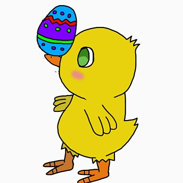 Easter Chick by GIA5 by GIA5
