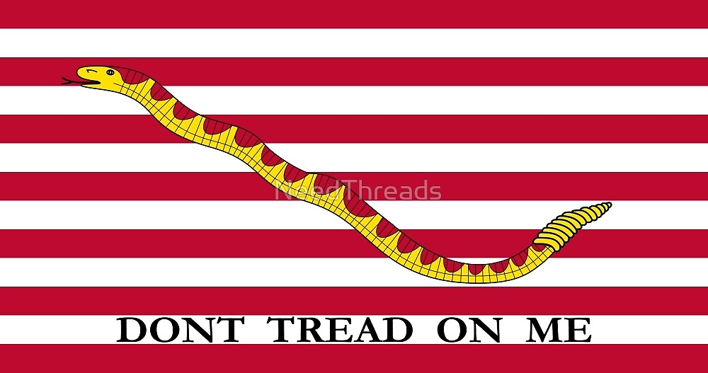 Naval Jack Of The United States by NeedThreads